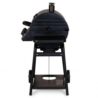 char griller 3001 gas grill side view thumbnail